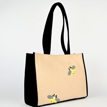 The Bumblebee Tote Bag (2)