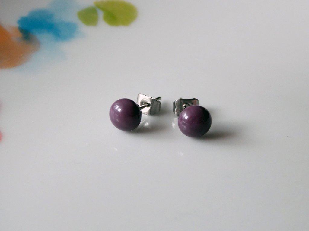 Puzetky purpurové