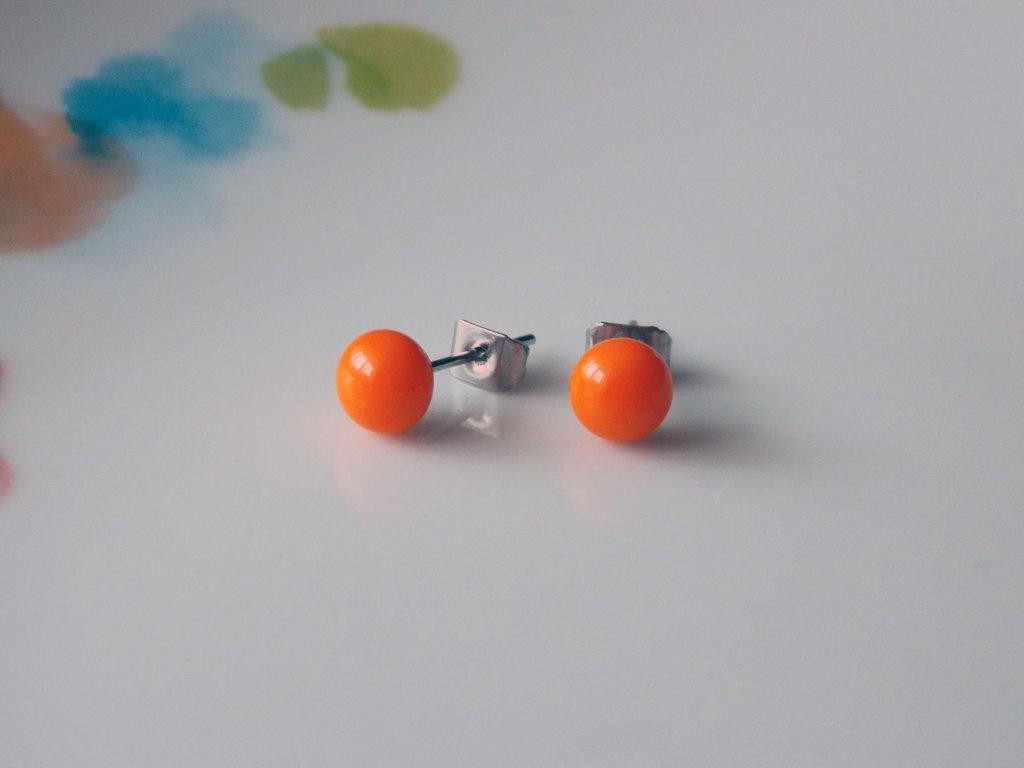 Puzetky oranžové
