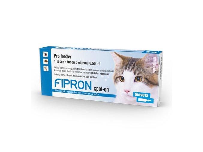 Fipron cat