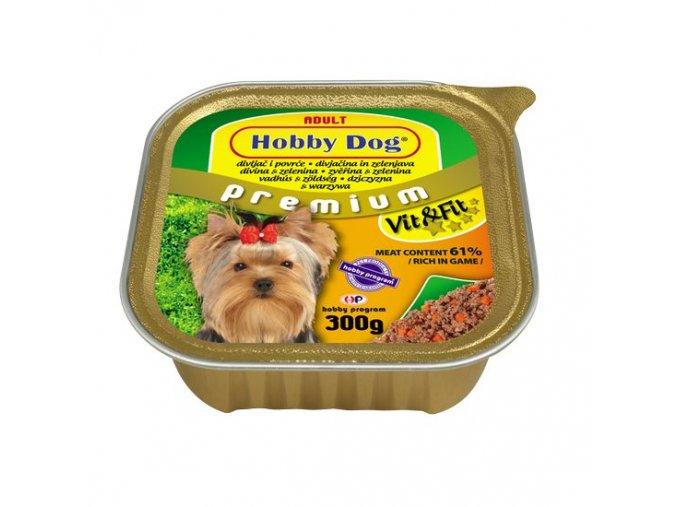 Hobby dog paštika zvěř. 300g
