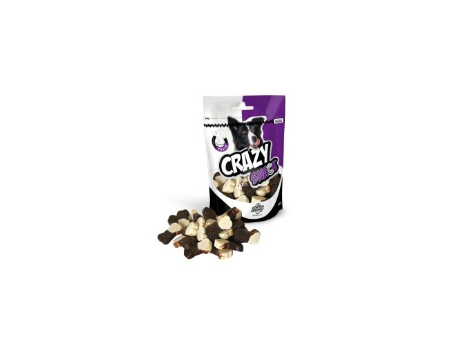 DIBAQ Crazy Snack TASTE halved bone 100g