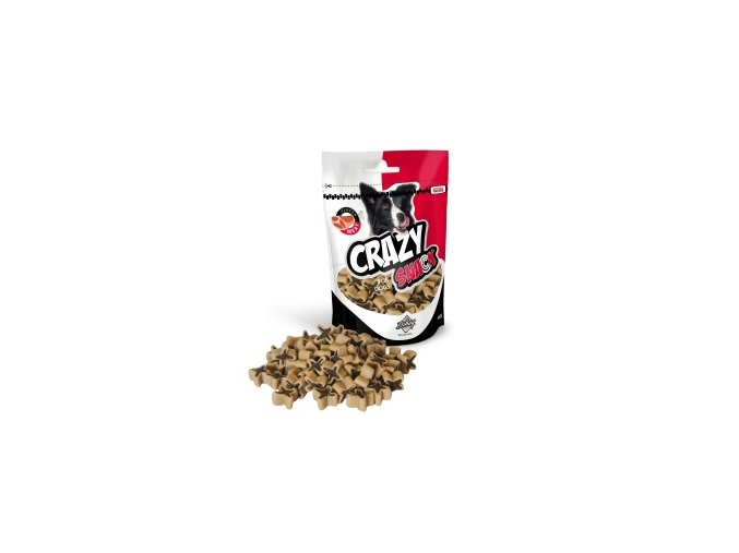DIBAQ Crazy Snack MEAT star 100 g