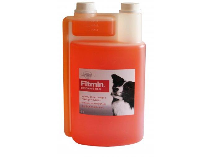 lososový olej fitmin