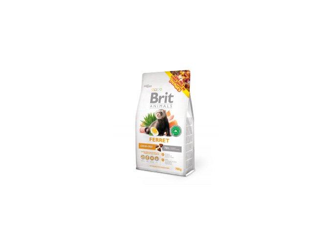 britt animals ferret complete 1