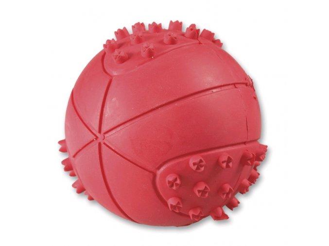 míč červený dutý TG