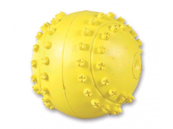 míč žlutý dutý TG