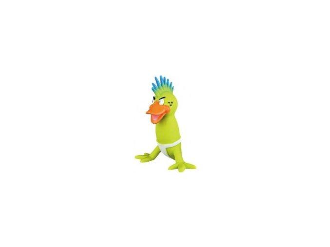 Latex kachna s načesaným kohoutem