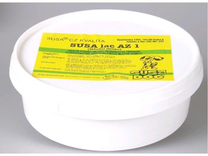 Susa LAC AZ1 mléko pro štěňata, 250g
