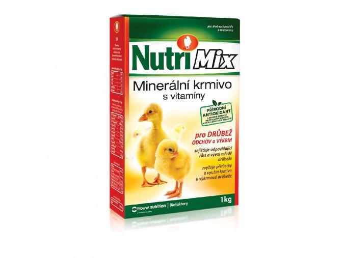 Nutri Mix pro drůbež, 1kg