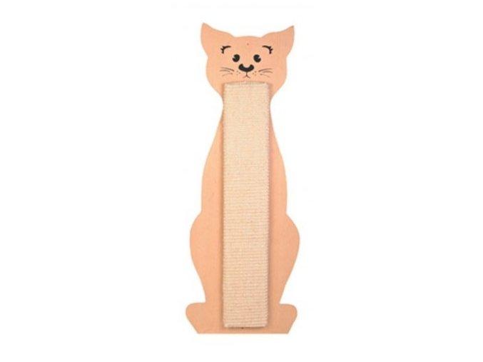 Škrabadlo kočka velké 21x59cm