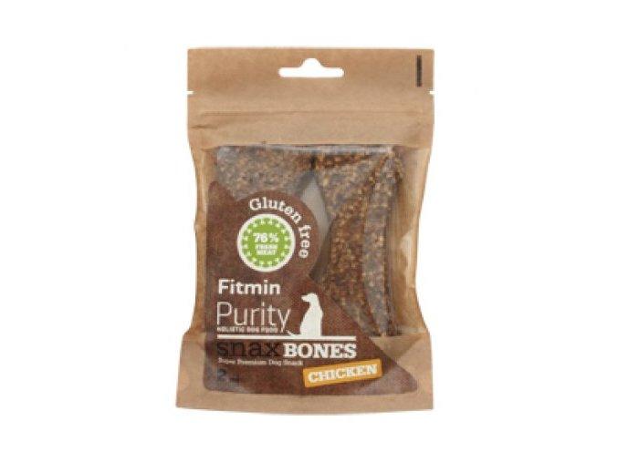 Fitmin snax bones chicken