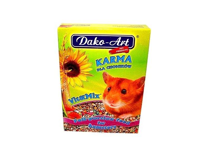 dako vitamix křeček
