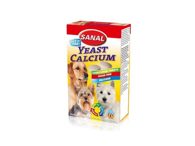 sanal yeast calcium 100g