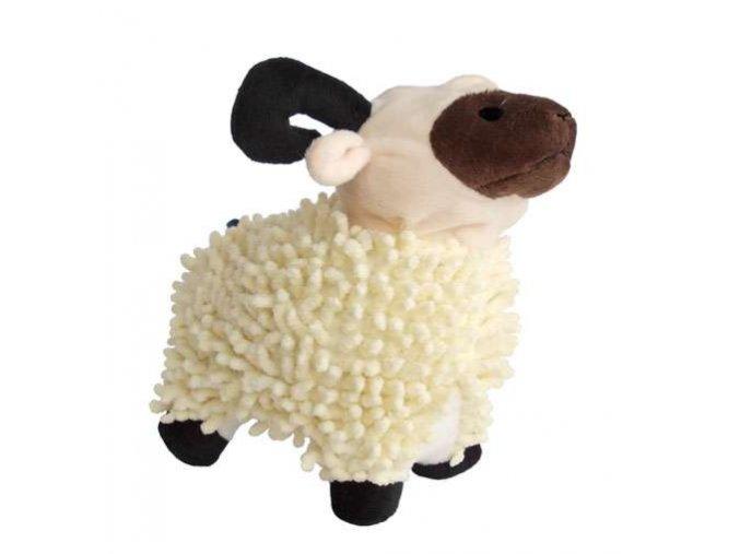 Textilní ovečka