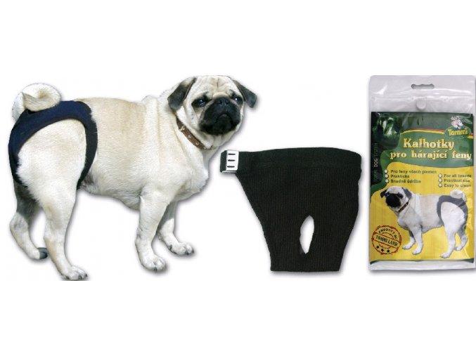 Hárací kalhotky černé