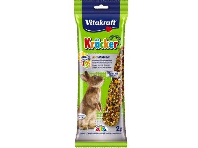 Vitakraft ace vitamíne králík 112g