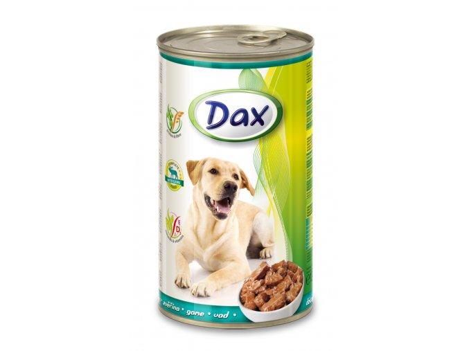 Dax 1240g kousky pes zverina
