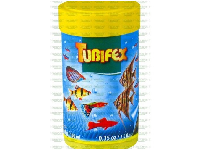 Tatrapet tubifex 10g