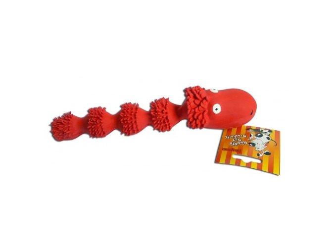 Latex hračka drak 23cm