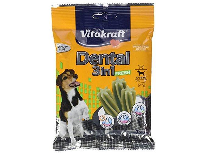 Vitakraft Dental 3in1 fresh medium