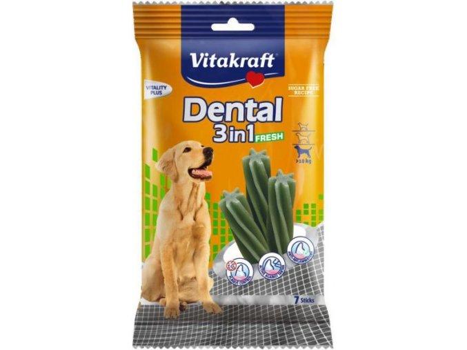 Vitakraft Dental 3in1 fresh maxi
