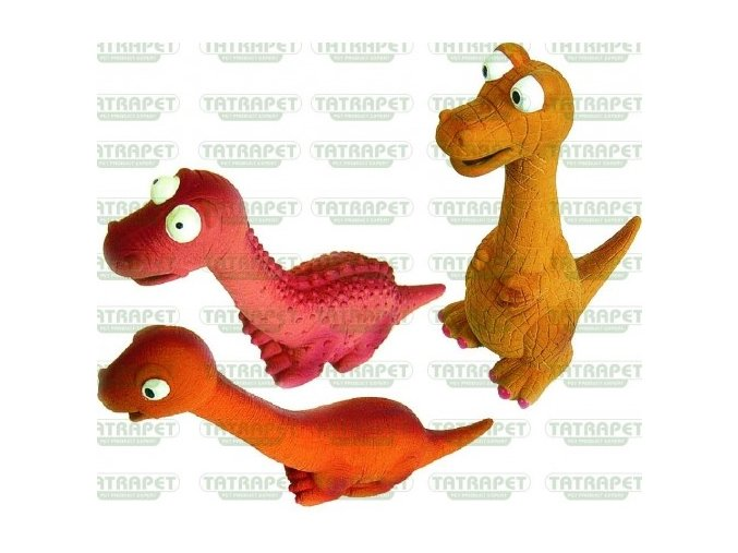 Latex dinosaurus 30,5cm