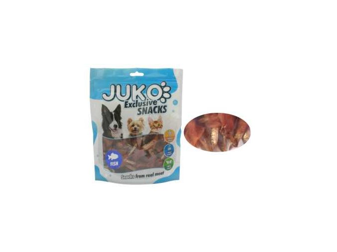 Snack Chicken & Fish 250g