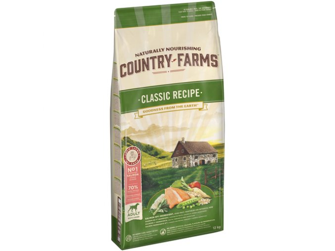 COUNTRY FARMS CLASSIC ADULT DOG losos