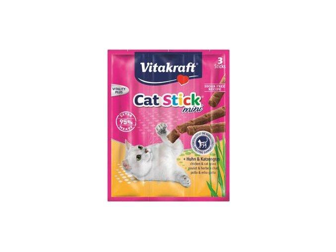 Cat stick kuře mini 3 x 6 g