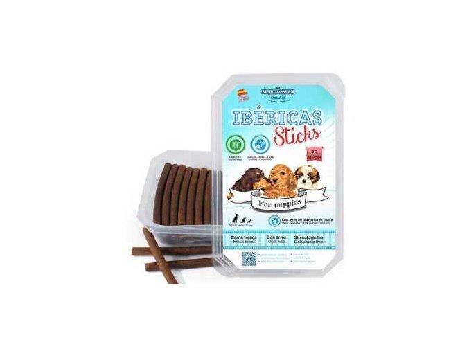 Ibéricas Sticks for Puppies 900g 75ks snack