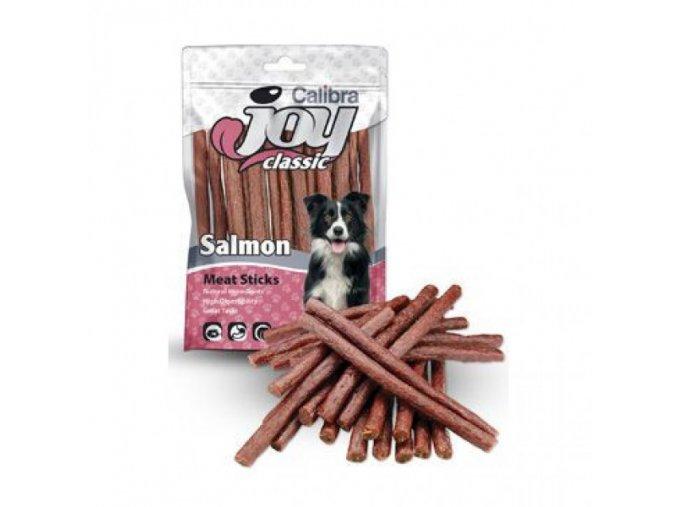Classic Salmon Sticks 80 g