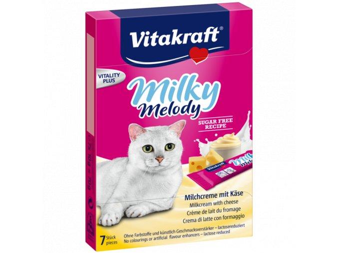 Milky Melody sýr 7 x 10g