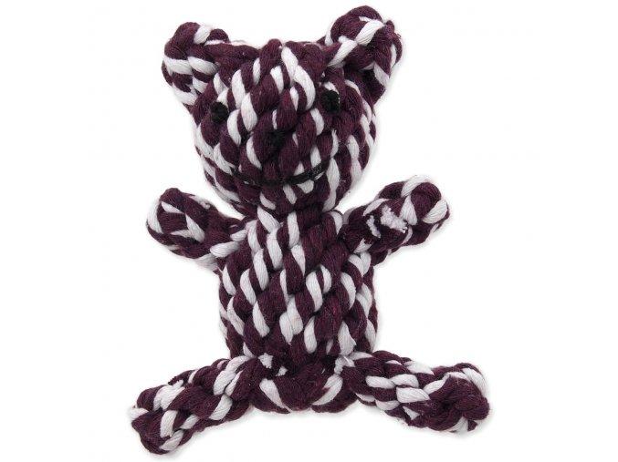HRAČKA Dog Fantasy bavlněný medvídek