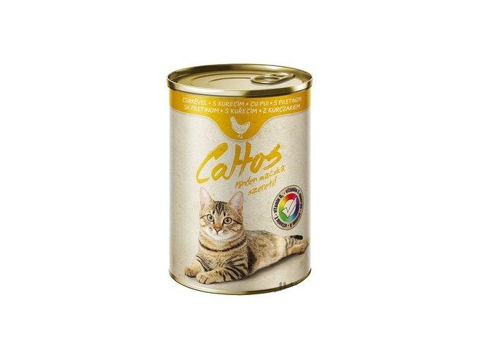 Cattos Cat with Chicken 415g