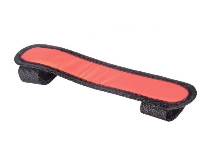 LED pásek na obojek 15cm, oranžový