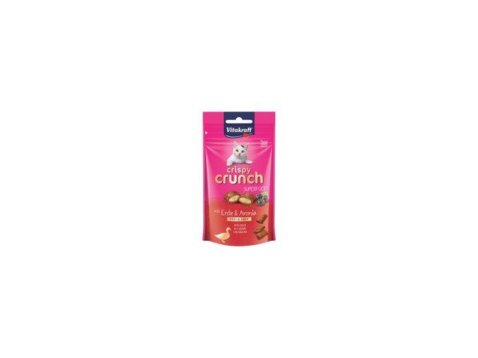 Crispy Crunch Kachna + aronie 60g