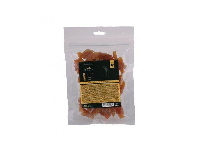 FFL dog Fries whit chicken 200g