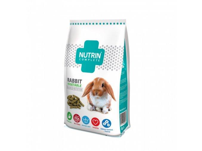 NUTRIN COMPLETE Rabbit Vegetable2019