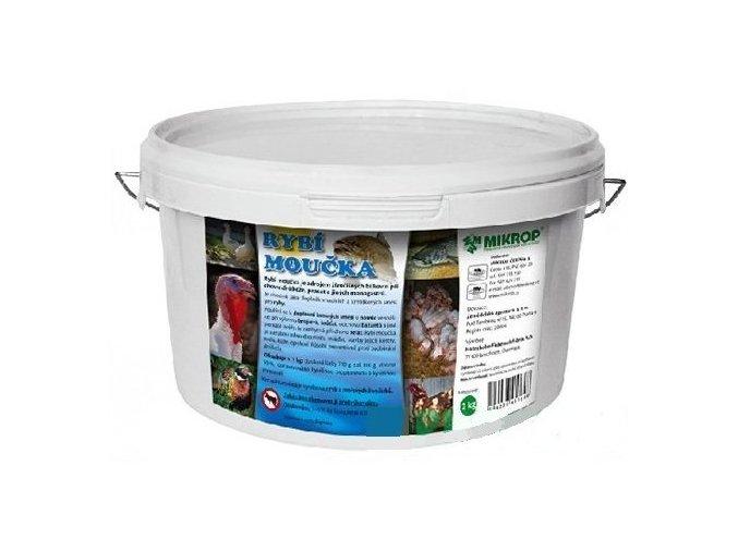 Rybí moučka 2kg kbelík