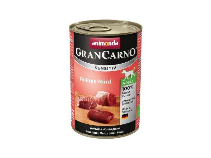 Animonda GranCarno Adult Sensitive hovězí 800g