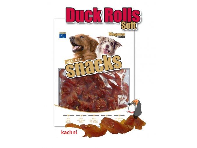 magnum soft duck rolls 250g kopie