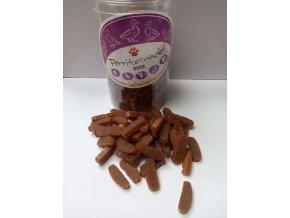 Perrito snacks kachní polštářky 400g