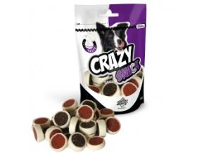 DIBAQ Crazy Snack TASTE smoked ring 100g
