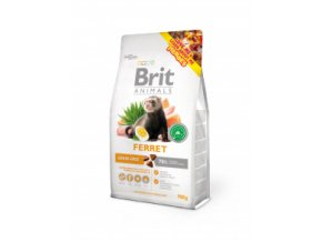 britt animals ferret complete 1
