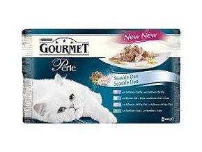 Gourmet Perle 85g 3+1 zdarma Rybí Dou ve šťávě