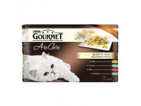 Gourmet Ala Carte 4 x 85g