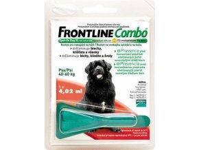 FRONTLINE COMBO Spot on Dog 40 60
