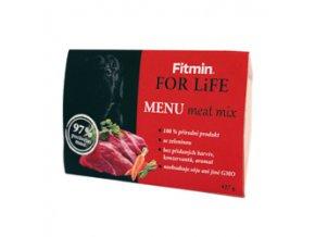 FFL dog MENU meat mix 427g