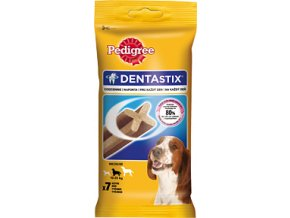 adult denta pochoutky denta stix medium 7x